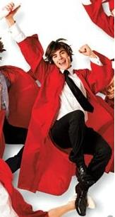 Zac, take the robe off and put the tank top back on