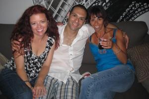 Anna, me, Belinda