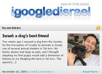 iGoogled banner